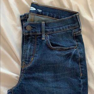 Old Navy women's skinny jeans